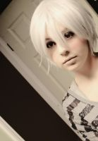 Shion wig test by Sindaddy