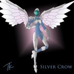 Rise of Silver Crow by Juk286