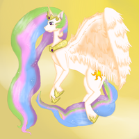 Celestia by HallowedDisease