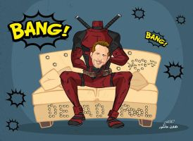 Dead Poolfine by superhilalo