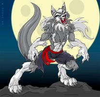 'silver' Talbain commie by Black-rat