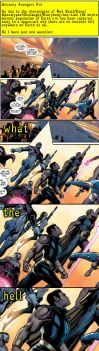 Uncanny Avengers: Problematic by Sand3