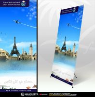 SaudiAirlins X-Stand by xmangfx