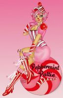 Peppermint Pattie by Forty-Fathoms