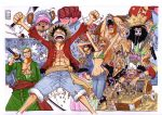 Strawhats - 2 Years Later by Smnt2000
