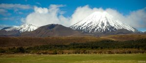 Ngauruhoe West Side by karikaiyuk