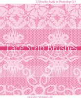 Fansy Lace Brushes by Coby17