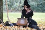 Stock - Halloween special witch .. Cauldron .. by S-T-A-R-gazer