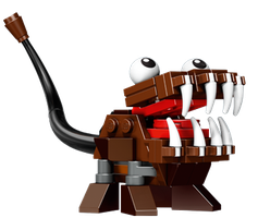 LEGO MIXELS - Jawg by Spotracoonplz