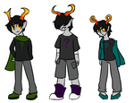 Fantroll Collab with Lukasathenian by SaerFall