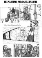 The Marriage Act: some panels by Robus2
