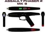 Assault Phaser Mk  9 by bagera3005