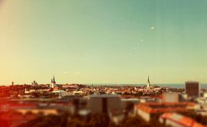 Tallinn by LeessaRay