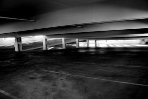 parking structure by nuggetams