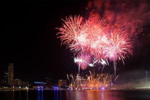2009 Fireworks pt.4 by Shooter1970
