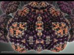 Cloudy with a Chance of  Icosahedrons by psion005