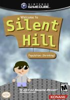 Silent Hill + Animal Crossing by autoacat