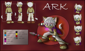 Ark Ref by AbsoluteDream