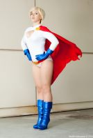 Power Girl by SandroSebastiani