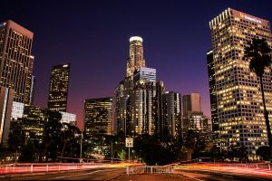Downtown Los Angeles by deviantARTISTRY