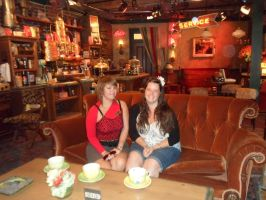 Travel Diaries - Central Perk by punkette180