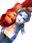 Fire and Ice by 3dmania
