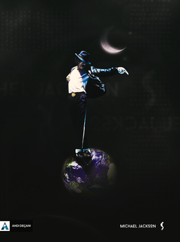 Michael Jackson by andidecani