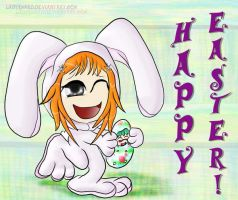 Happy easter 2008 by LadyShard