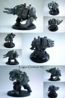 Dreadnought WIP by LoganGrimnar42