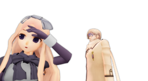 [MMD] Russia's Disguise by BlackHeartGoddess