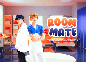 Fanfic: Roommate ft. EXO-K Sehun and Chanyeol by pocket-girl