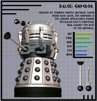 NDP - Dalek Emperor by Librarian-bot