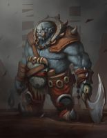Orc by Darkcloud013