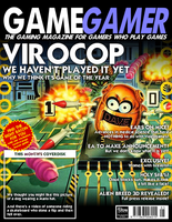 Game Gamer - March 1995 issue by squirminator2k