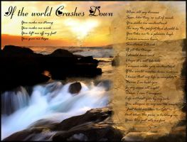 If the World Crashes Down by wynryprocter