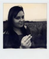 My(second)first Polaroid by ClemIsNoise