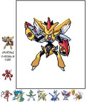 Javelanz, Evolution of Scizor by SuperSonicGX