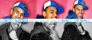 Chris Brown by gaby467