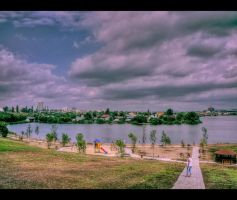 cloudy moment... by Iulian-dA-gallery