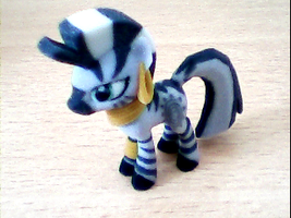 My Little Pony - Zecora preview !!! from Shapeways by Vidal-Design