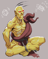 StreetFighter3 Oro by oetaro