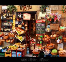 Little Market at Florence by bugpt