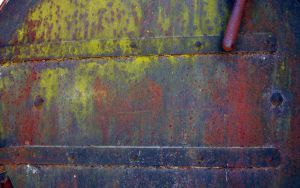 Rusting Hatch Door by xephon45