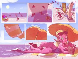 Beach Time by thedandmom