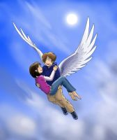 Come fly with me... by Lizzy23
