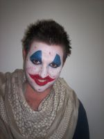 John Wayne Gacy clown make-up by EmmaRoseMUA