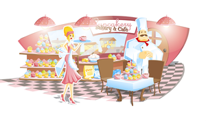 Cupcake Bakery by jwebster45206