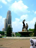 University Of Pittsburgh by EzzyGezzy