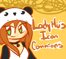 LaDyMu icon commisions [Download] by Milizapiainc