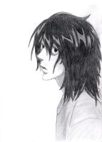 l lawliet by matildaa